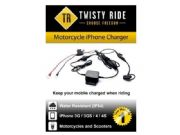 Twisty Ride IPhone 3G/3GS/4/4S charger TRIS01